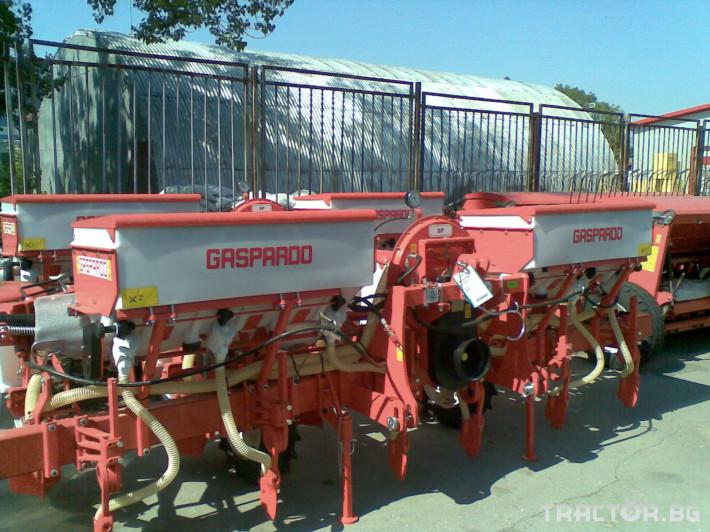 Сеялки Gaspardo МТ 6 и SP 6 2 - Трактор БГ