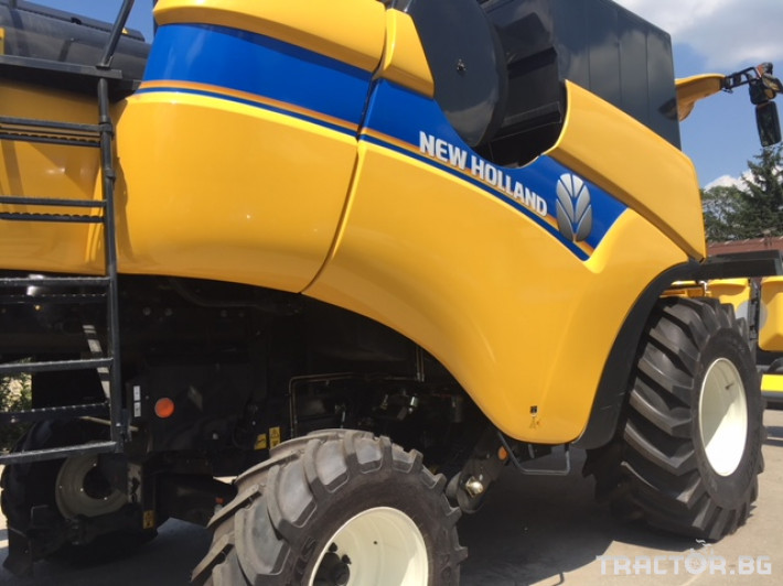 Комбайни New-Holland New Holland CX6.80 1