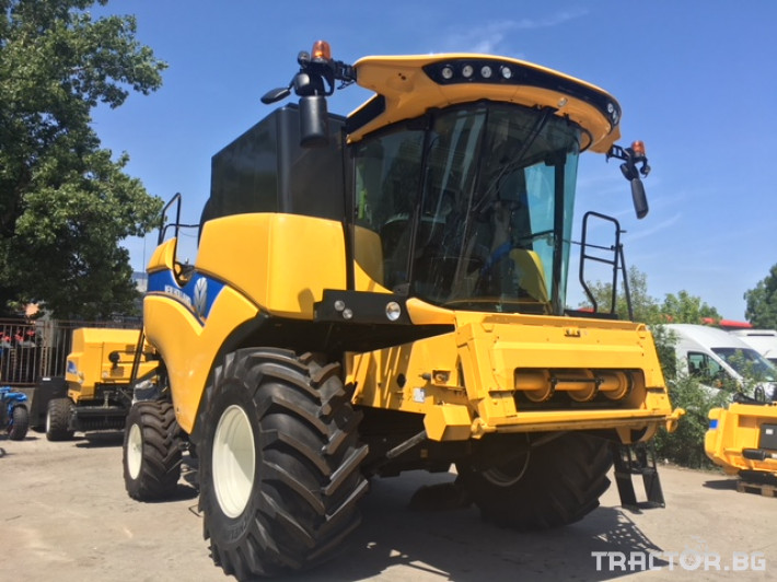 Комбайни New-Holland New Holland CX6.80 0