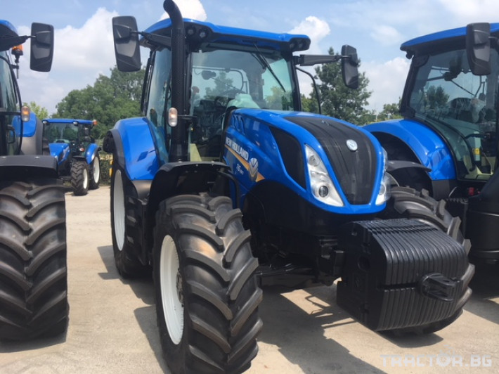New-Holland T 6.180