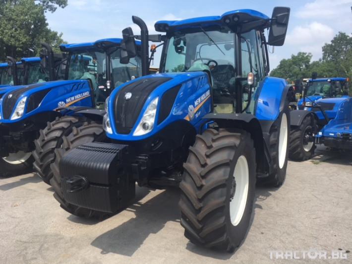 Трактори New-Holland T 6.180 5