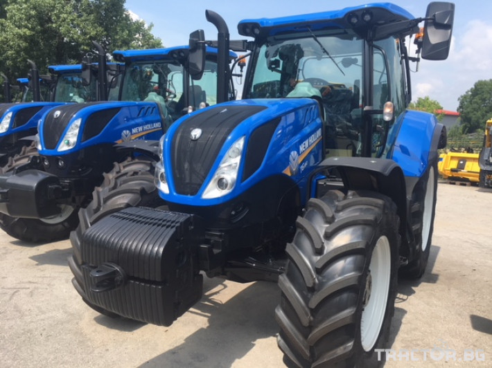 Трактори New-Holland T 6.180 6