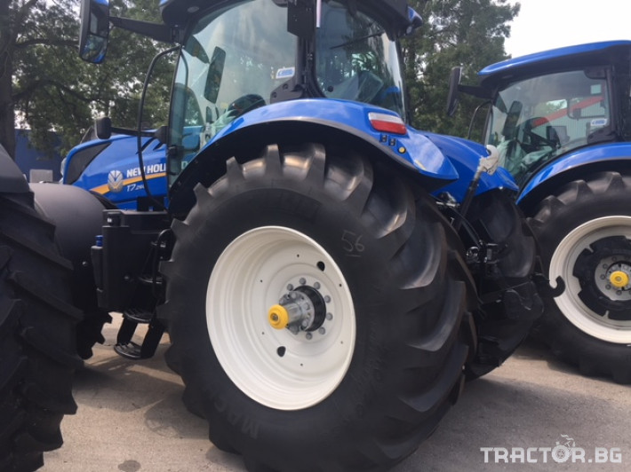 Трактори New-Holland Т 7.260 4 - Трактор БГ
