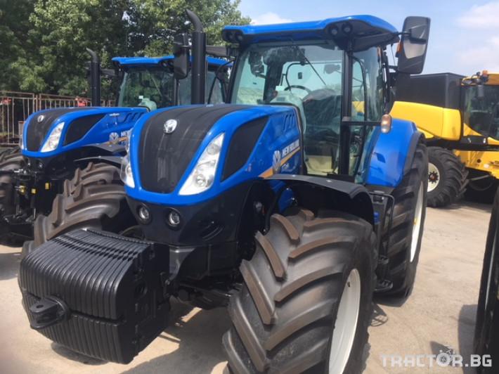 Трактори New-Holland Т 7.260 0 - Трактор БГ