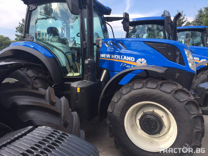 Трактори New-Holland T7.165S 1