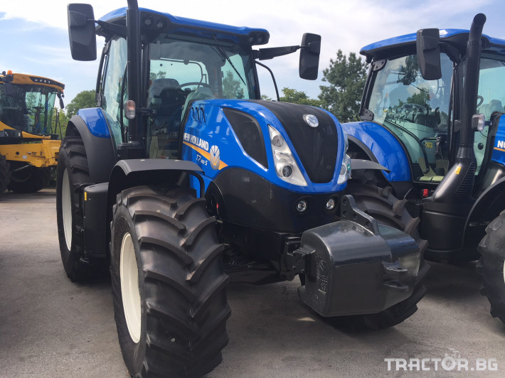 Трактори New-Holland T7.165S 0