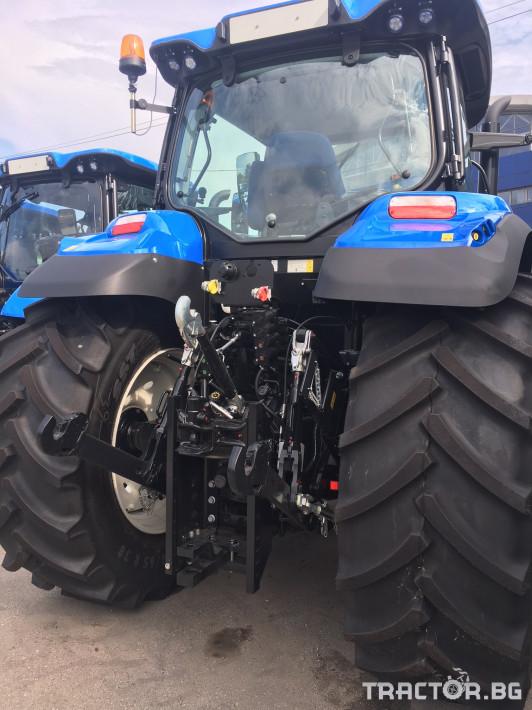 Трактори New-Holland T7.165S 2 - Трактор БГ