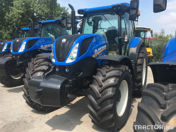 Трактори New-Holland T7.165S 3