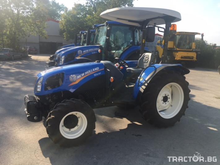 Трактори New Holland TD3.50 1 - Трактор БГ