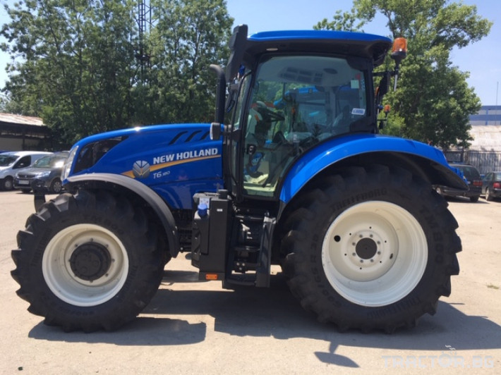 Трактори New-Holland T 6.180 8