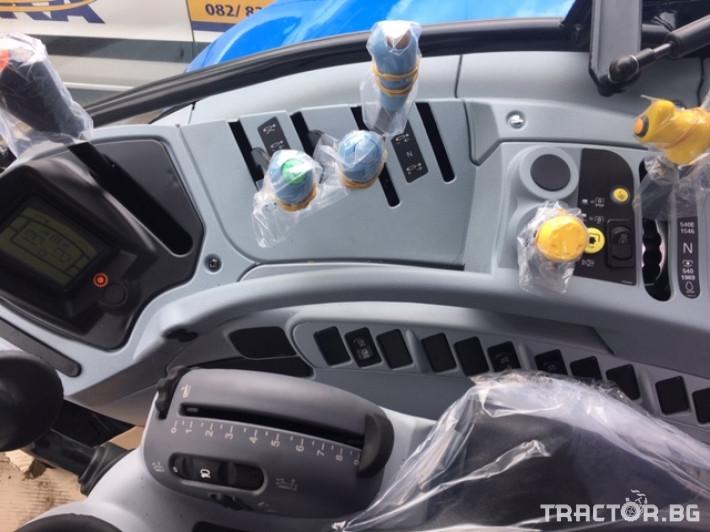 Трактори New-Holland T6.125 2 - Трактор БГ