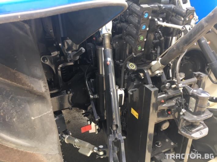 Трактори New-Holland T6.125 3 - Трактор БГ